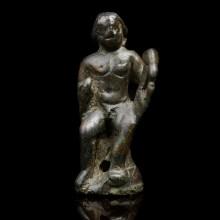 Roman Bronze Statuette of Orpheus