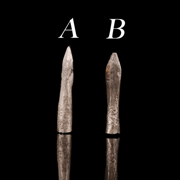 Selection of Medieval Crossbow Bolts