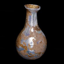 Ancient Roman Small Glass Unguentarium