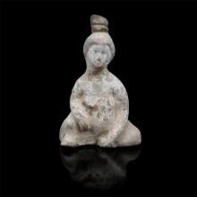 Wei Dynasty Seated Lady