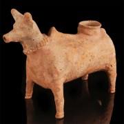 Western Asiatic Amlash Bull Vessel
