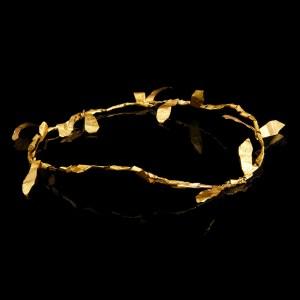 greek-hellenistic-gold-diadem-with-laurel-leaves