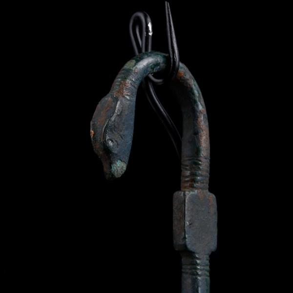 Roman Bronze Strainer