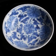 Chinese Kangxi Ceramic Bowl