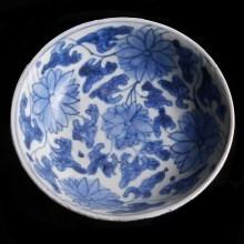 Chinese Kangxi Ceramic Bowl