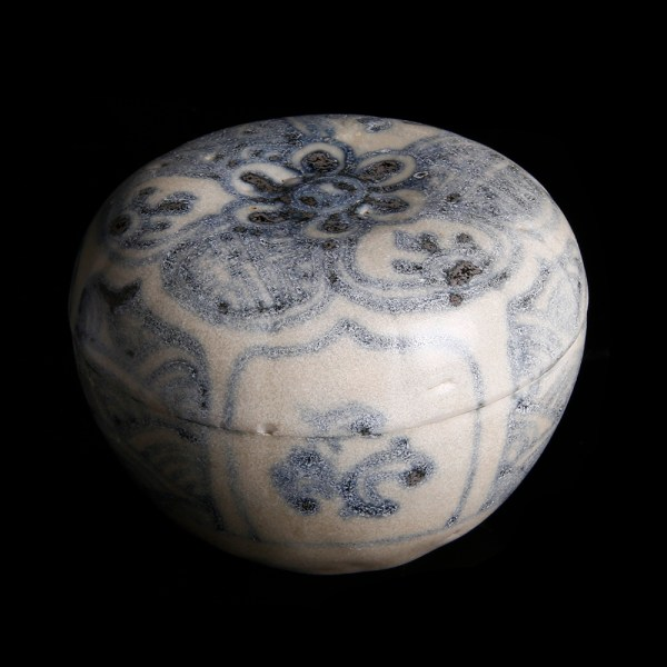 Large Porcelain Box from the Hoi An Shipwreck