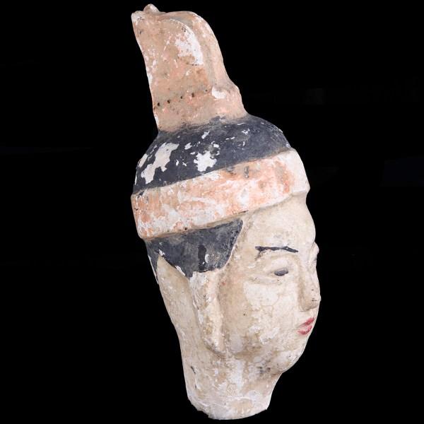 ming dynasty female head