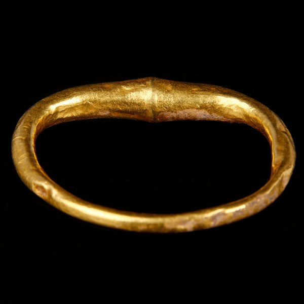 Ancient Greek Gold Bangle