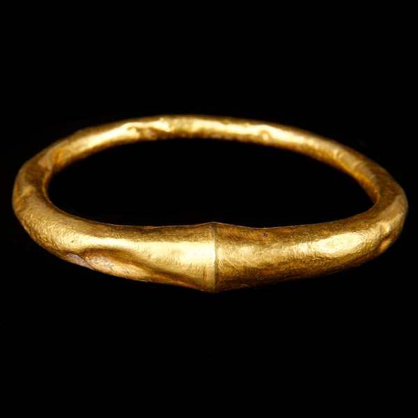 Ancient Greek Gold Bangle