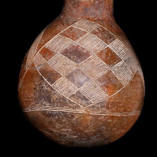 Desmond Morris Collection Rare Bronze Age Cypriot Bottle