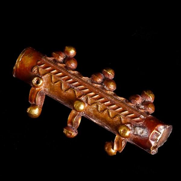 Byzantine Gold Amulet Case