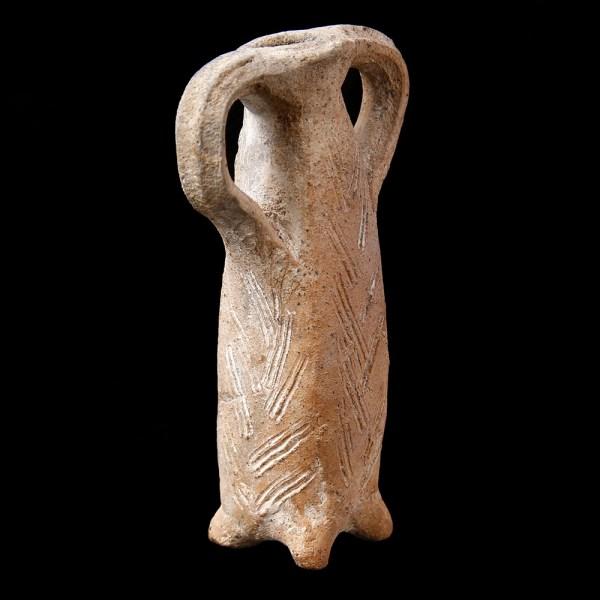 Sumerian Footed Vessel