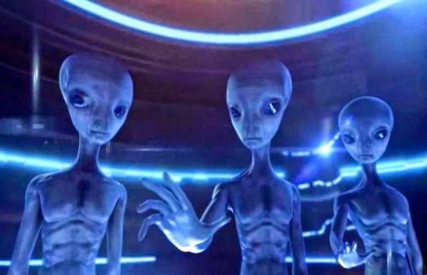 Quais seriam as três raças de ETs mais influentes na Terra?
