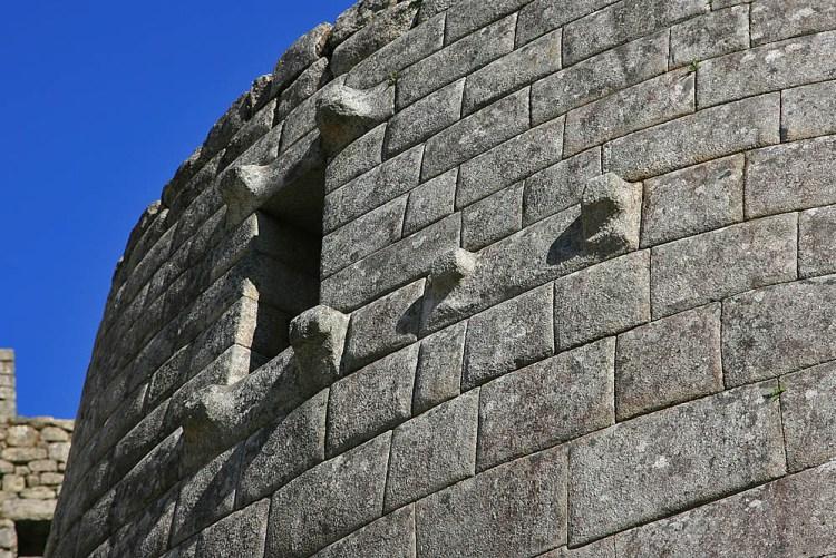 Temple of the Sun, Machu Picchu