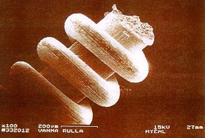 Nanotecnologia antigo Código antigo