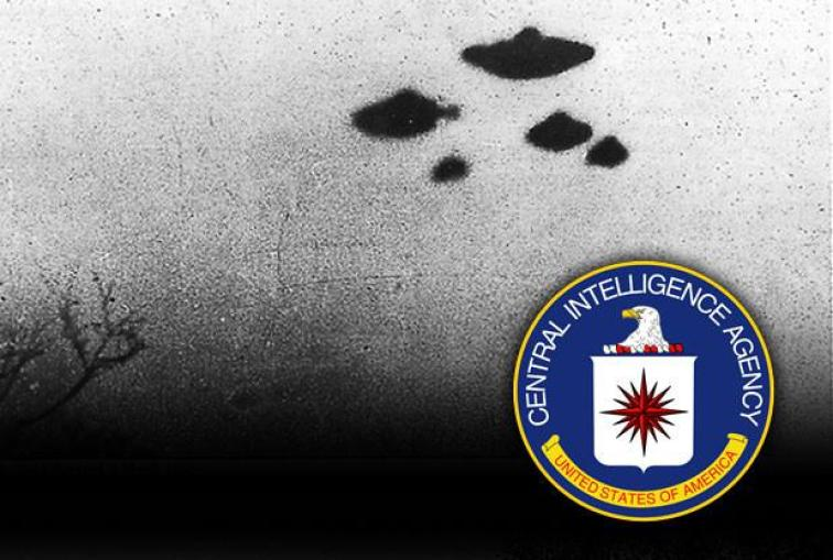 CIA releases thousands of TOP-Secret UFO Files