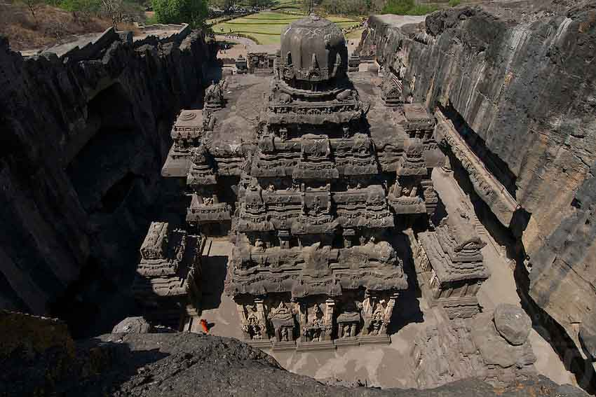 Image result for Kailasa Temple