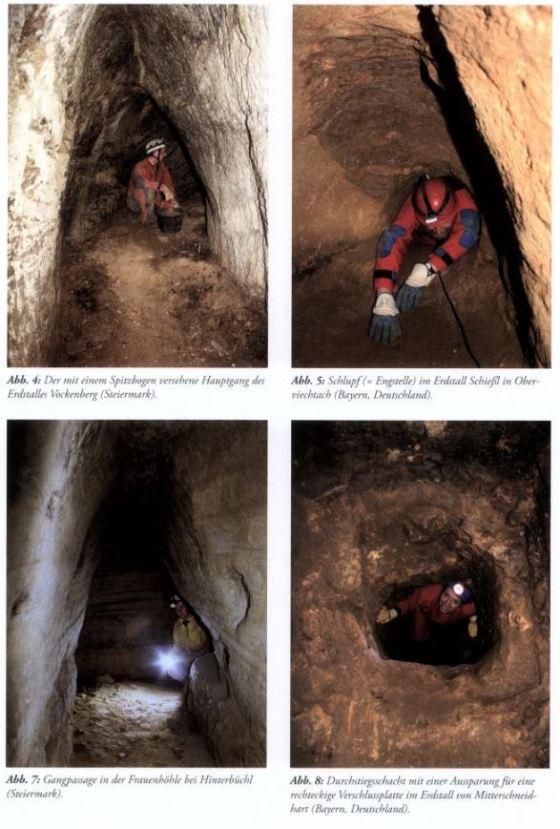 Tunnels across Europe