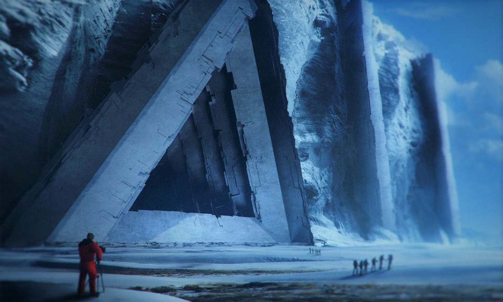 Secret Base Antarctica