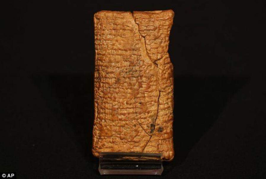 Found noahs ark blueprints reveal the ark was round malvernweather Gallery