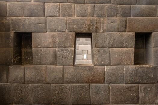 Coricancha Peru Stonework