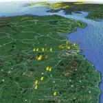4,000 Year Old Hidden Irish History Uncovered With Google Maps
