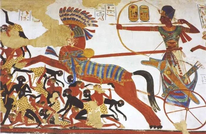 Afbeeldingsresultaat voor egyptian early mural