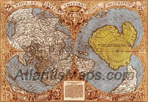 Finaeus Map