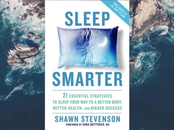 sleep smart book