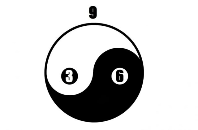 El 3, el 6 y el 9, los tres números que obsesionaban a Tesla. (Imagen: Código Oculto)