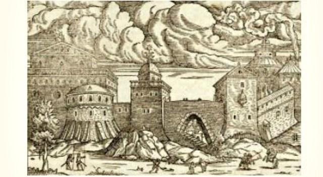 La desaparecida ciudad de Akra. (La Gran Época/Earth Chronicles.ru)
