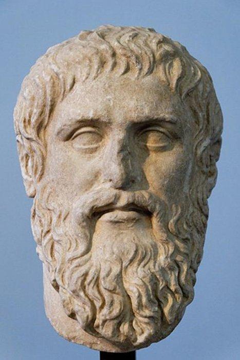 Busto de Platón. (CC BY 2.5)