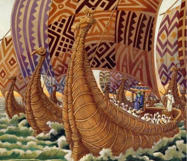 El 'Rey Viajero' Mansa Abubakari II: el más grande explorador africano de la Historia (muslimnewsmagazine.tv)