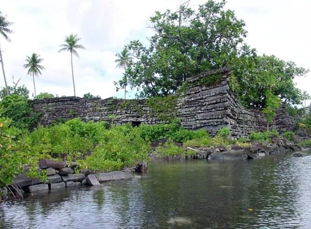 Nan Madol y sus misteriosos monolitos de más de 20 toneladas (Fotografía: La Gran Época)