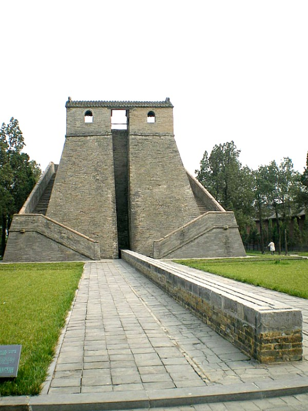Observatorio astronómico chino de Gaocheng, construido en el año 1276. (takwing.kwong/CC BY-SA 2.0)