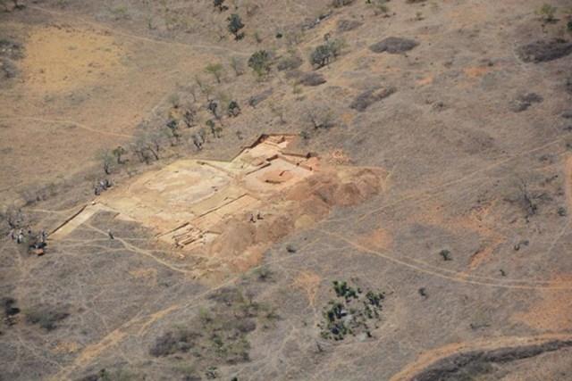 El Palacio Real de Palenque es el más antiguo descubierto hasta la fecha en esta región de México. (Elsa M. Redmond and Charles Spencer)