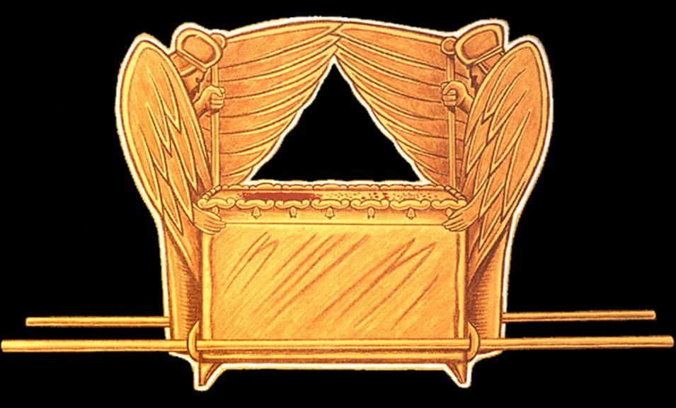 Recreación artística del arca supuestamente descubierta por Ron Wyatt. (Wyatt Archaeological Research)