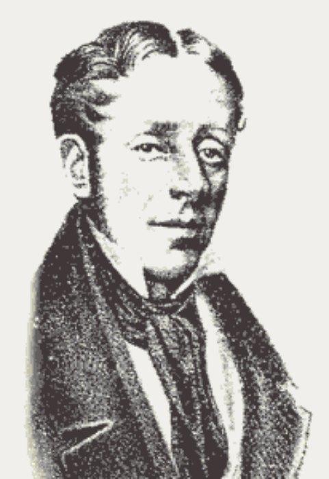 El General de División Richard William Howard Vyse: soldado británico, antropólogo y egiptólogo. (Dominio público)