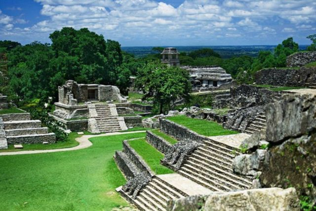 Ruinas de Palenque, México. (CC BY 4.0)