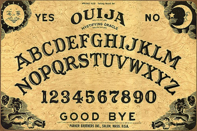 Tablero Ouija. (CC BY-SA 2.0)