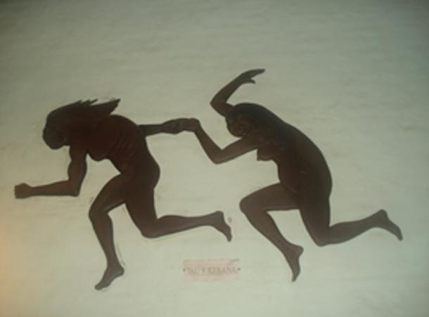 Taú y Keraná (public domain)