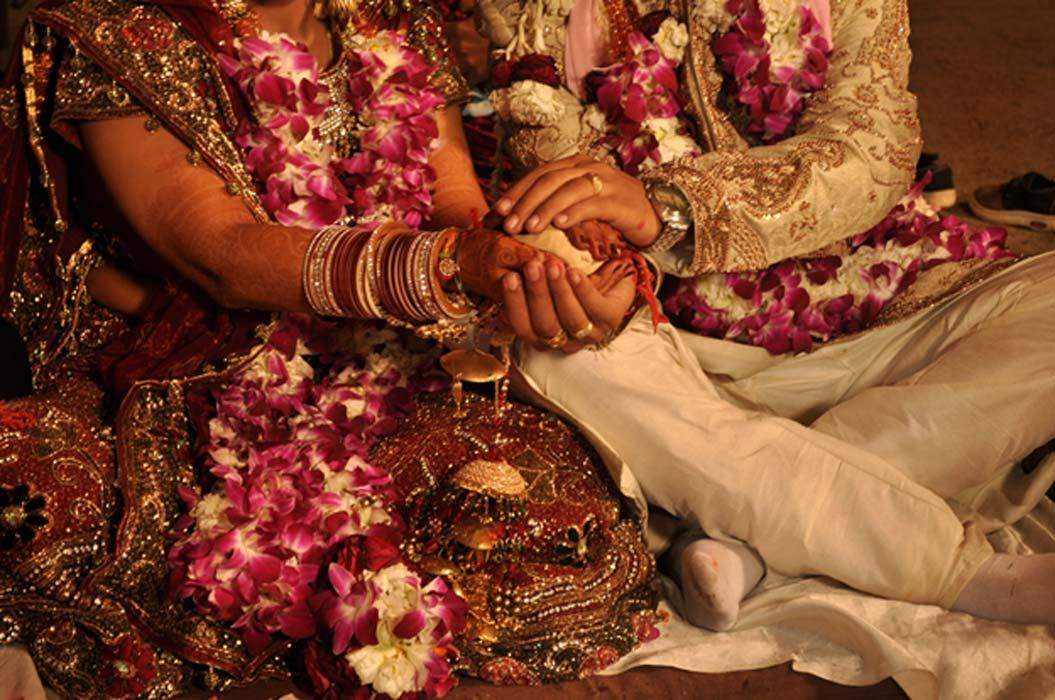 El Yajur Veda describe cómo deben llevarse a cabo las ceremonias y rituales religiosos. (CC by SA 3.0)