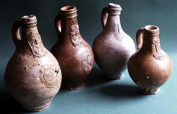 Portada - Botellas de bruja (hampshirearchaeology.wordpress.com)
