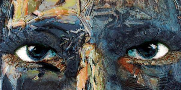 Ojos humanos modernos (Konzentation)