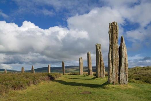 El anillo de Brodgar de 5.000 años (David Woods / Adobe Stock)
