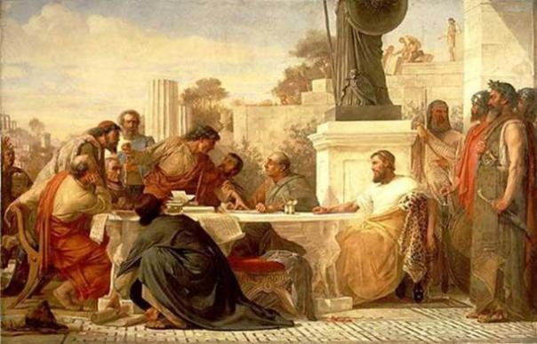 El emperador Juliano inició una reforma religiosa del imperio. (FlagUploader / Public Domain)