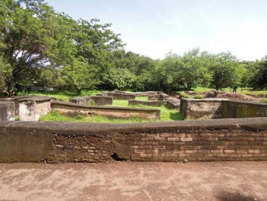 Las ruinas de león viejo. CC BY 3.0