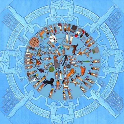The Zodiac of Dendera