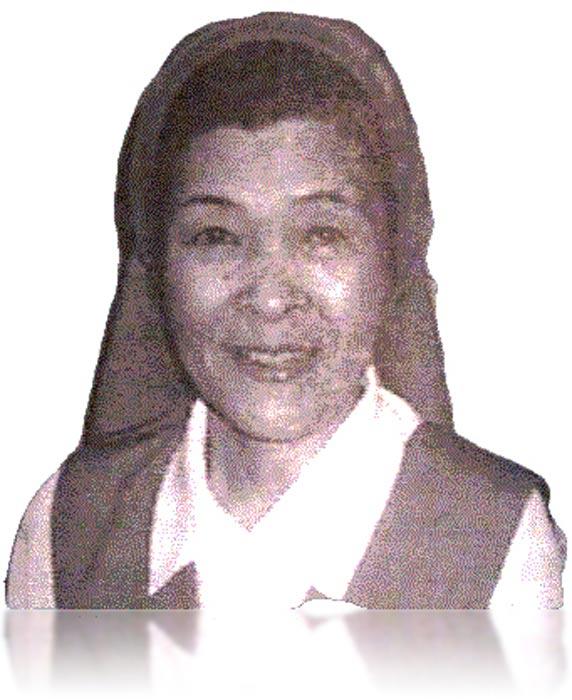 Сестра Агнес Кацуко Сасагава.