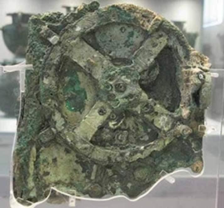 L'antico meccanismo di Antikythera